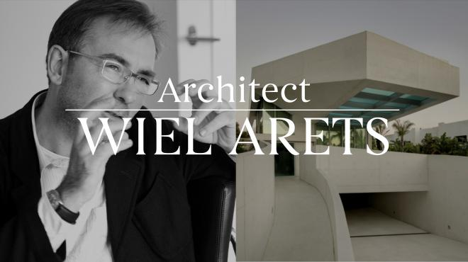 Architect Wiel Arets